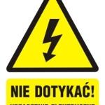 Działanie prądu elektrycznego na organizm ludzki